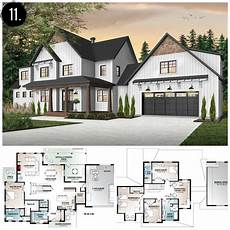 house plans for farmhouses 10 amazing modern farmhouse floor plans rooms for rent blog
