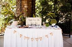 guest book table wedding guest table guest book table wedding table