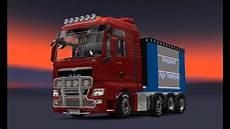 ets2 truck simulator 2 magdenli heavy load and