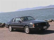 car repair manuals download 1985 ford thunderbird engine control 1985 ford thunderbird classic car oakland ca 94666