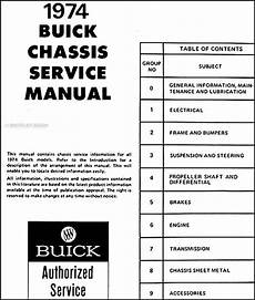2004 buick lesabre repair shop manual original 2 volume set 1974 buick shop manual riviera lesabre electra regal century apollo repair 74 ebay