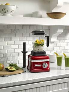 Kitchenaid Blender Pro by Kitchenaid Introduces Most Powerful Home Blender