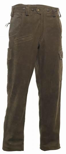 pantalon en cuir strasbourg deerhunter pantalon de chasse
