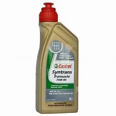 castrol syntrans transaxle 75w 90 1l