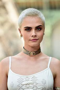 Best Buzz Cuts Hairstyles Cara Delevingne Hair