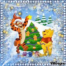 merry pooh christmas picture 119629921 blingee com