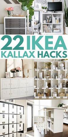 hacks küche 21 ikea kallax hacks that you need in your home now
