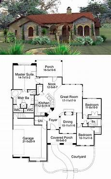tuscan style house plans with courtyard pinterest the world s catalog of ideas