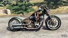 Harley Davidson Boy Lo Racing Bobber V1 1 For Gta 5