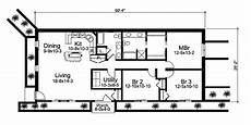 underground houses plans ranch style house plan 3 beds 2 00 baths 1559 sq ft plan