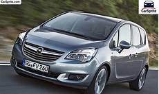 opel meriva 2016 prices and specifications in car