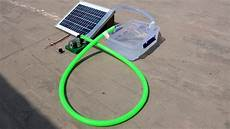how to make a mini solar water at home new easy