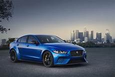 Jaguar To Show Its 592 Hp Xe Sv Project 8 In The Us This