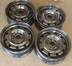 16 quot chrysler sebring factory oem steel wheels rims 16x6 1