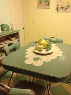 Vintage Kitchen Dinette Sets by Farm Pink Vintage Dinette Sets Retro