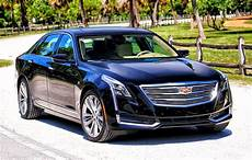 driven 2016 cadillac ct6 platinum awd autoevolution
