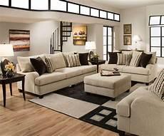 furniture livingroom simmons taupe living room set fabric living