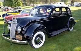 1935 DeSoto Airflow Pictures History Value Research