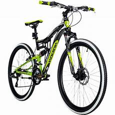 jugendfahrrad mountainbike kodiak 26 zoll gr 252 n