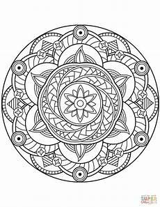 mandala zum ausdrucken einhorn malvorlagen