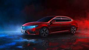 MG Motors Reveals All New 2018 MG6 In China  Carscoopscom