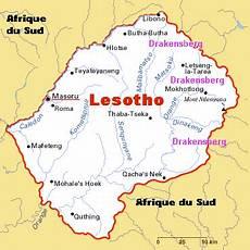 heure afrique du sud royaume du lesotho