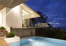Beautiful Cliff Home By Victor Canas Arquitecto
