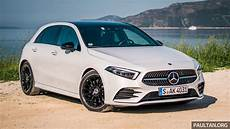 Mercedes A Class In Hybrid To Debut In 2019