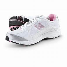 s new balance 496 walking shoes white pink