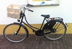 Hollandrad Mit Korb Vorne - fahrradkasten holz hollandrad fahrradkiste front