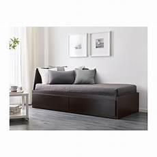 struttura divano letto flekke struttura letto divano 2 cassetti ikea