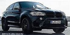 bmw x6 m edition black bmw x6 m edition black specs in south africa cars co za