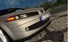 Renault Megane 2 Sedan Car Mod Truck Simulator 2 Mods