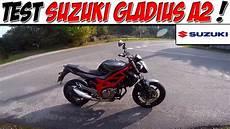 motovlog 50 test suzuki gladius permis a2 une moto