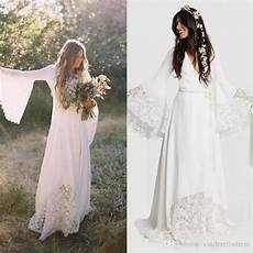 discount 2019 summer boho wedding dresses