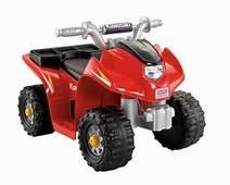 Best Battery Powered 4 Wheeler 6 Volt Ride Toys For 1 2