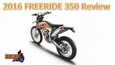 2016 ktm freeride 350 review