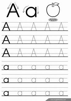 easy letter tracing worksheets 23878 letter tracing worksheets letters a j letter worksheets for preschool letter tracing