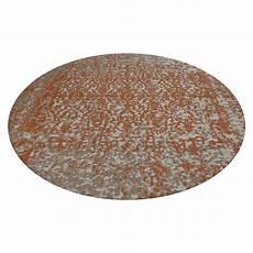 teppich rund 300 kayoom teppich rund 300 beige rost durchmesser