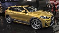 Bmw X2 Crossover To Debut In Awd With Fwd Version To