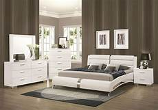stanton ultra modern 5pcs glossy white king size platform bedroom furniture ebay