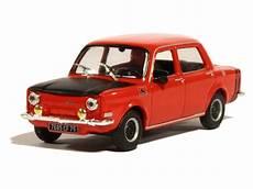 simca 1000 rallye 1 x press at simca 1000 rallye 1970 1 43