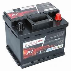 Autobatterie F1 12v 45ah 360a En Autobatterien