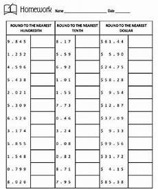 free printable worksheets on rounding decimals 8126 rounding decimals worksheet homeschooldressage