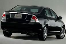 2007 Ford Fusion Overview Cars