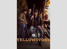 yellowstone tv series cast 2019