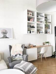 ikea arbeitszimmer mein neuer home office bereich in 2020 g 228 stezimmer