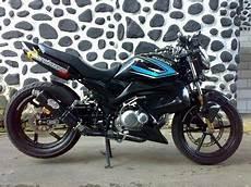 Modifikasi Suzuki Thunder 125 by Modifikasi Suzuki Thunder 125 Oto Trendz