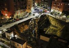 why sinkholes are opening up rome s streets wanted in