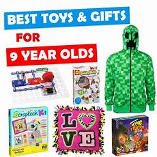 Top Toys For 9 Year Olds